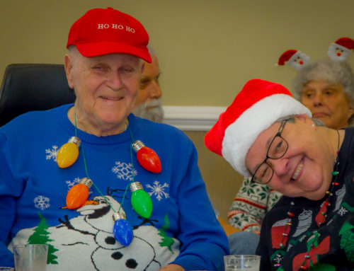 Holidays at Buena Vida Estates are Lots of Fun!