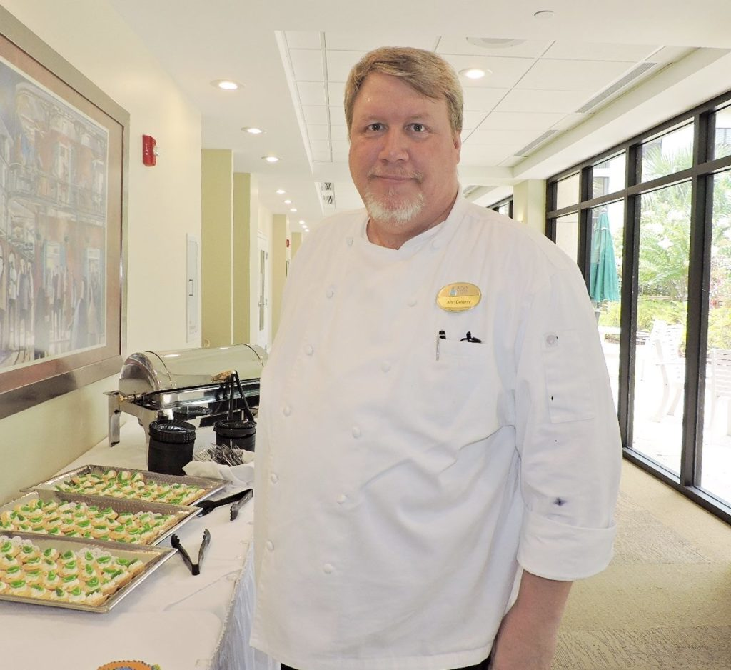 In the Kitchen: Executive Chef John Delaney | Buena Vida Estates