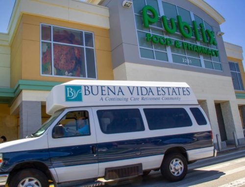 Transportation Services at Buena Vida Estates go the extra mile