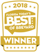 2018 Best of Brevard Winner - Award Badge