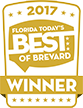 2017 Best of Brevard Winner - Award Badge