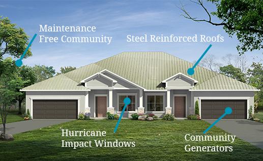 Hurricane Safe Cottages
