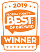 Best of Brevard Badge