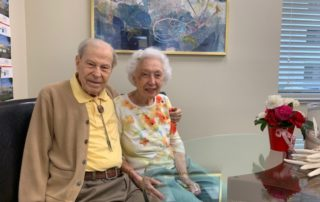 photo of residents Arthur and Patricia