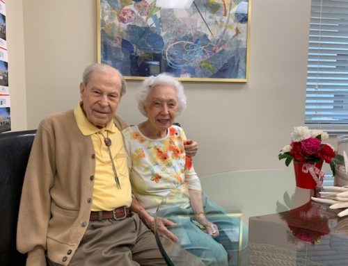 Featured Resident – Arthur and Patricia Moyer