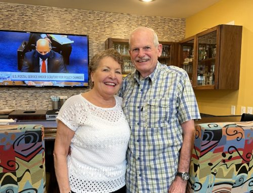 Featured Residents: Beth and Gordon